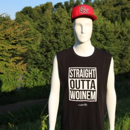 Straight Outta Woinem Männer-Sleeveless