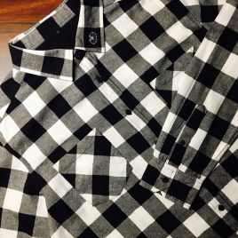 CSK Checked Flannel Männer-Shirt