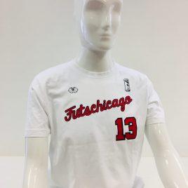 Futschicago Throwback Männer-Shirt